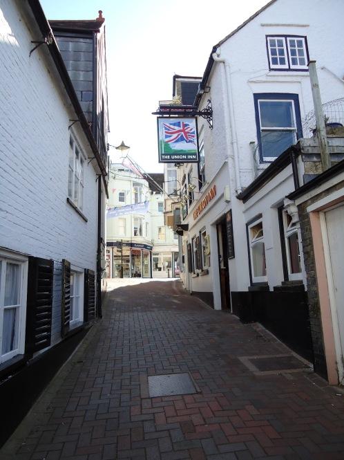 Újabb gyöngyszem: Egy nap Isle of Wight-on