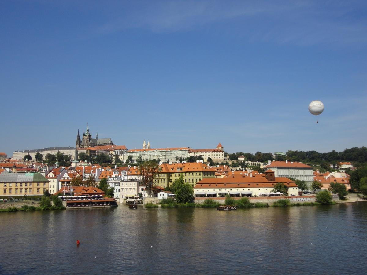 Ezerarcú Prága, első nap: Óváros, Josefov, Újváros