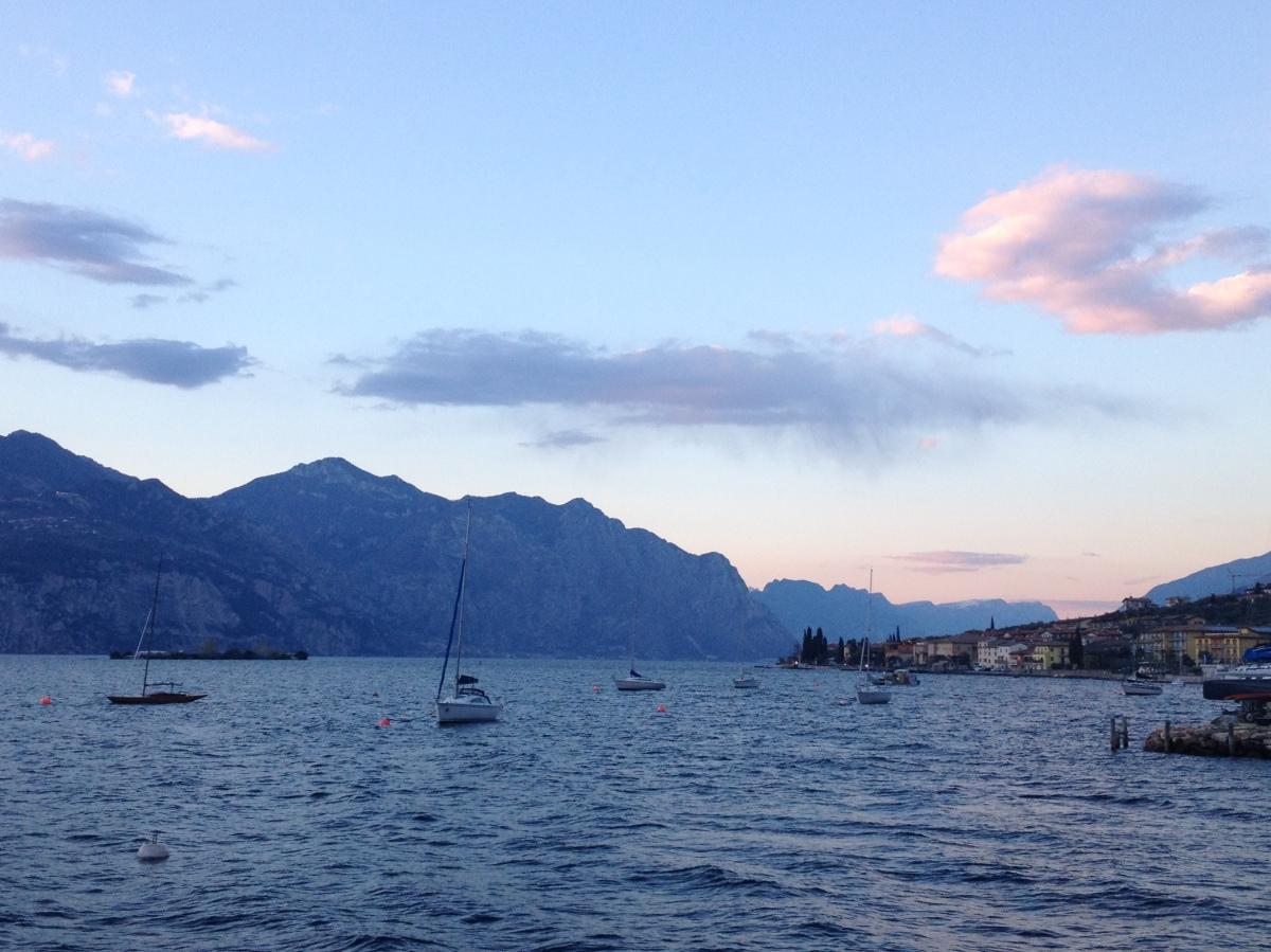 A Garda-tó körül/Lago di Garda